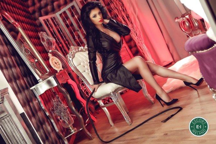 Mistress Anastasia is a sexy Greek dominatrix in Dublin 18, Dublin