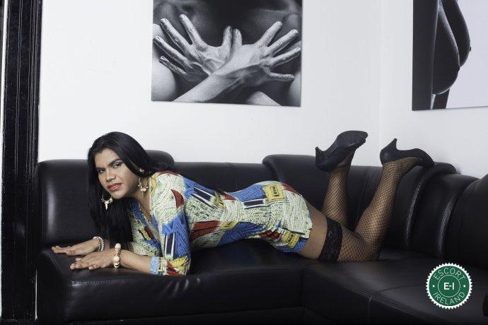 Voluptuous TV is a hot and horny Cuban escort from Dublin 1, Dublin