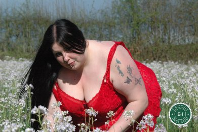 Spend some time with BBW Cora in ; you won't regret it