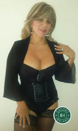 Mature Claudia is a high class Spanish escort Dublin 18, Dublin