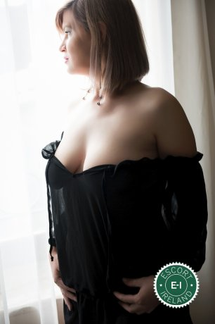 Spend some time with Busty Shara in Dublin 18; you won't regret it