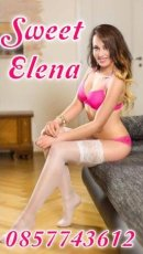 Meet Sweet Elena in Dundalk right now!
