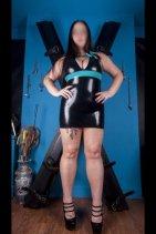 Irish Mistress Scarlett - domination in