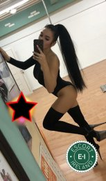Erika Princess is a top quality Canadian Escort in Dublin 6