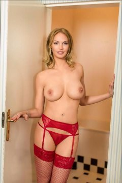 Yvett is a stunning classy lady who looks every bit...