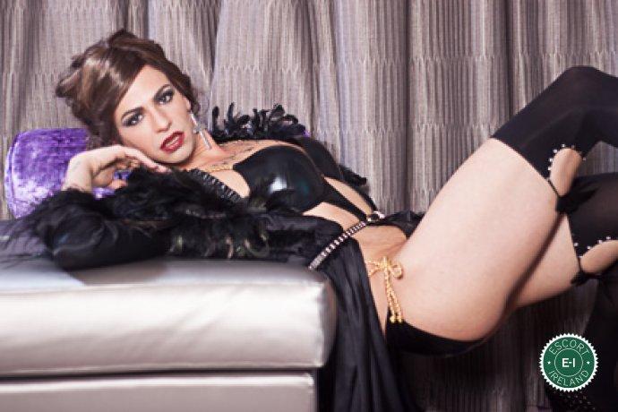 TV Sarah is a high class Brazilian escort Dublin 8, Dublin