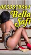 Spend some time with Sofi Bella in Cork City; you won't regret it