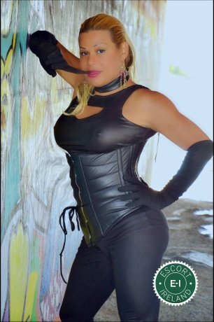 TS Mila is a hot and horny Spanish Escort from