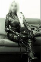 Fetish Karla - female dominatrix in Cork City