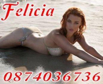 Felicia - escort in Ballsbridge